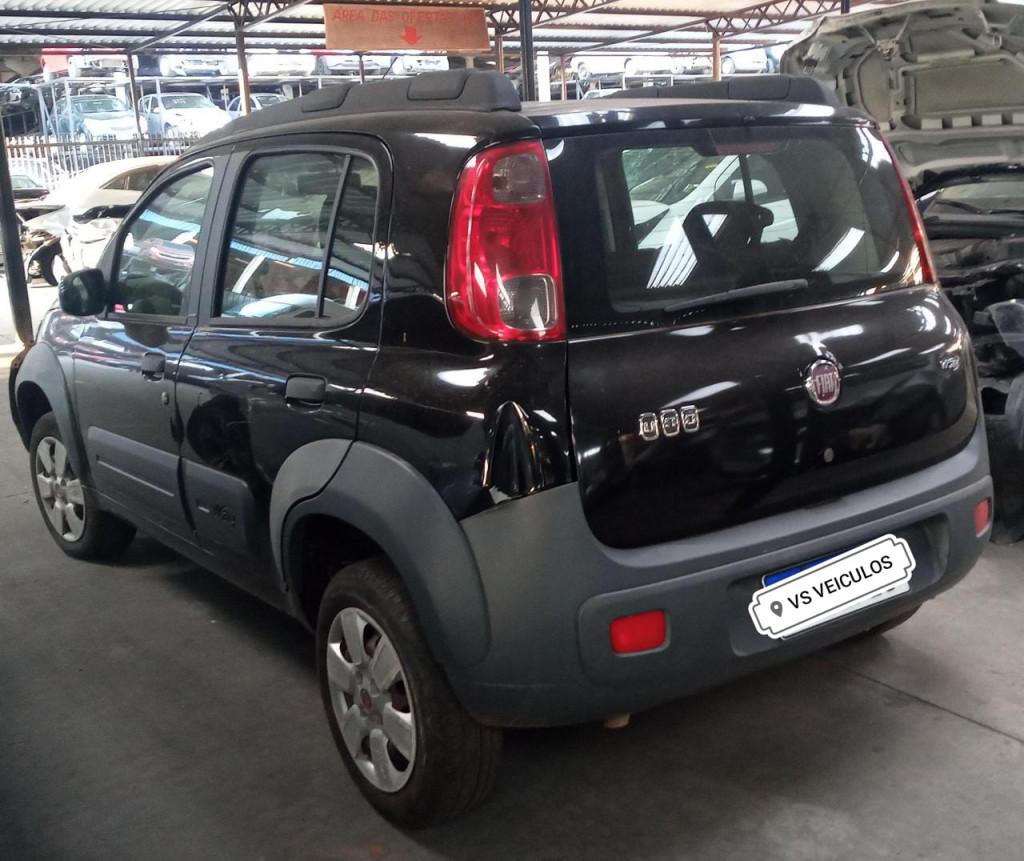 Imagem do veículo FIAT UNO 1.4 EVO WAY 8V FLEX 4P MANUAL
