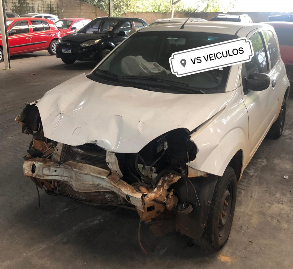 Imagem do veículo FIAT UNO 1.0 EVO VIVACE 8V FLEX 2P MANUAL