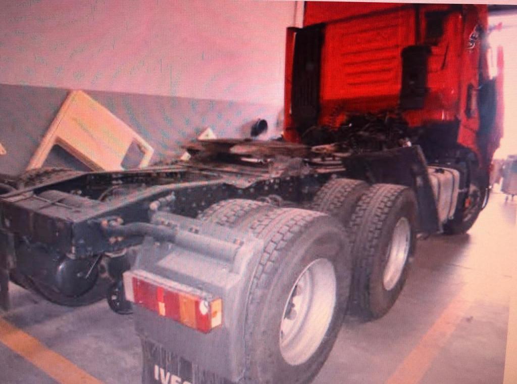 IVECO Stralis 800-S48TZ TA 6x4 HI-WAY