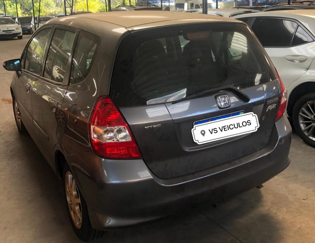 HONDA FIT 1.5 ex 16v gasolina 4p automatico