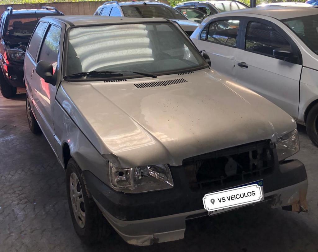 Imagem do veículo FIAT UNO 1.0 MPI MILLE FIRE 8V FLEX 2P MANUAL