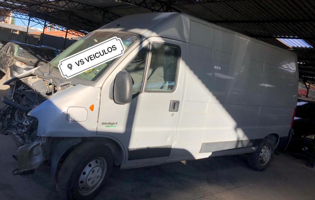 FIAT DUCATO 2.3 MAXI LONG TURBO DIESEL 4P MANUAL