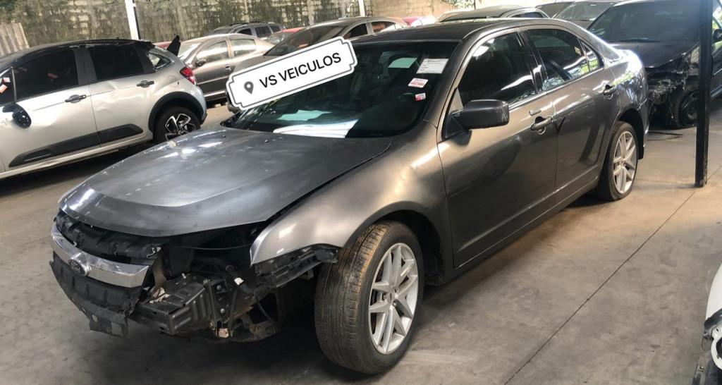 Imagem do veículo FORD FUSION 2.5 SEL 16V GASOLINA 4P AUTOMÁTICO (REMARCADO)