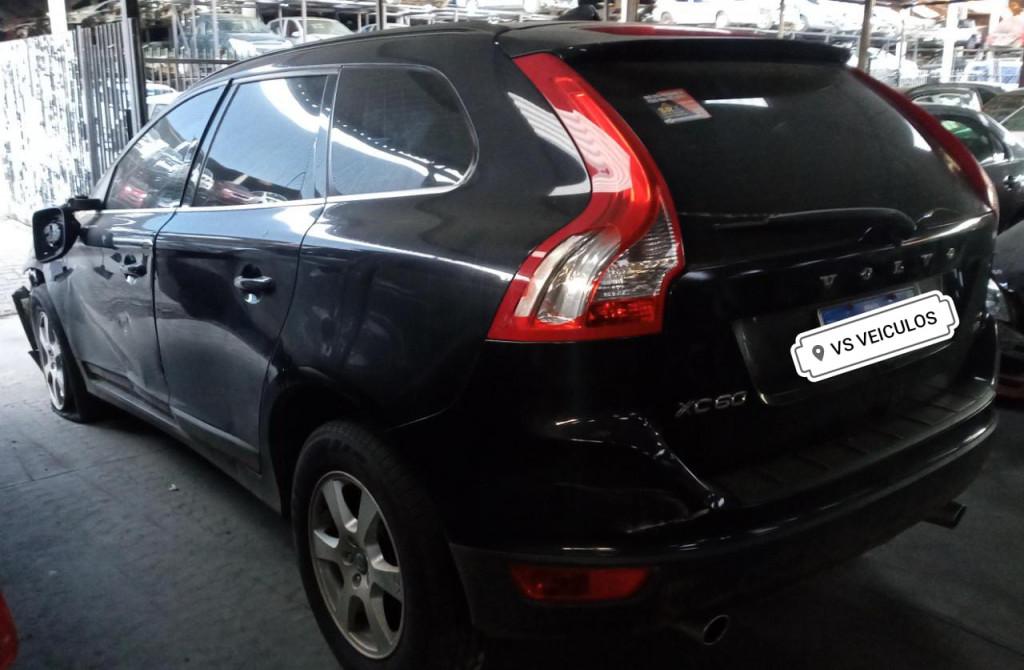 VOLVO XC60 3.0 AWD TURBO GASOLINA 4P AUTOMÁTICO