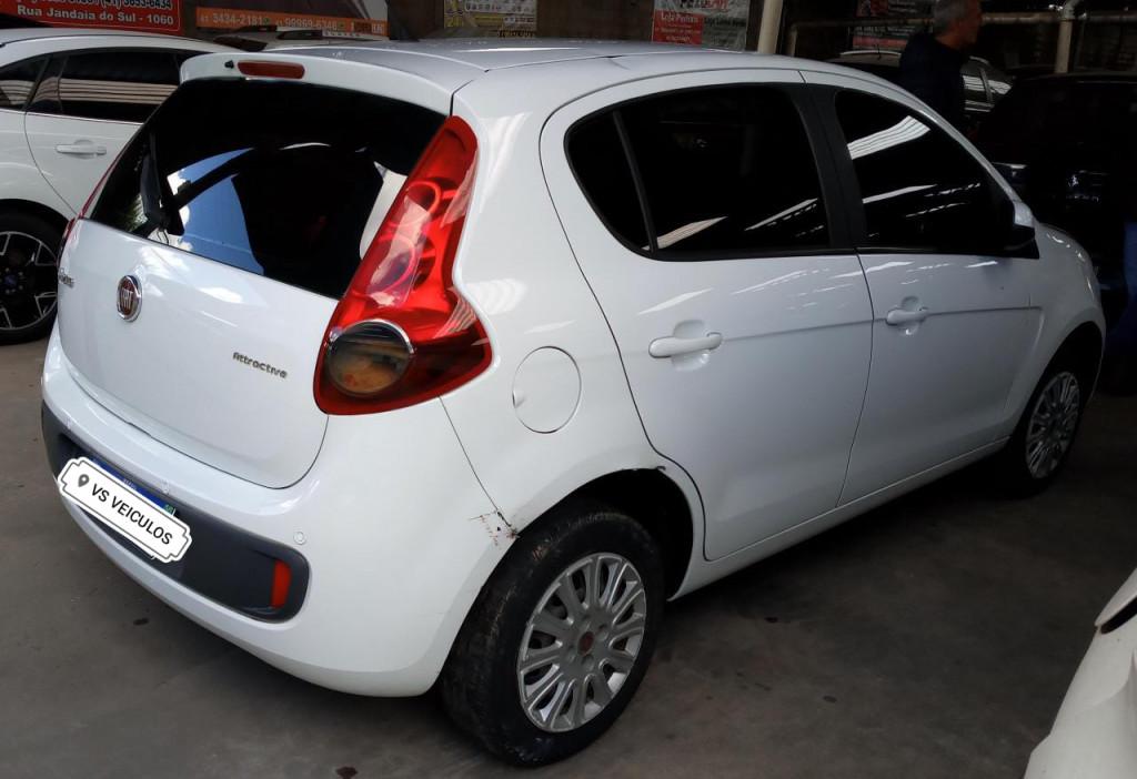 FIAT PALIO 1.0 mpi attractive 8v flex 4p manual (ALAG)
