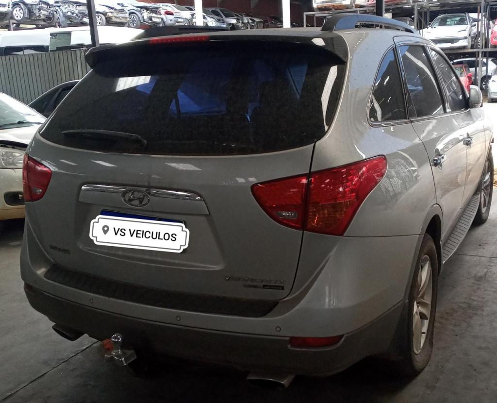 HYUNDAI VERACRUZ 3.8 GLS 4WD 4X4 V6 24V GASOLINA 4P AUTOMÁTICO