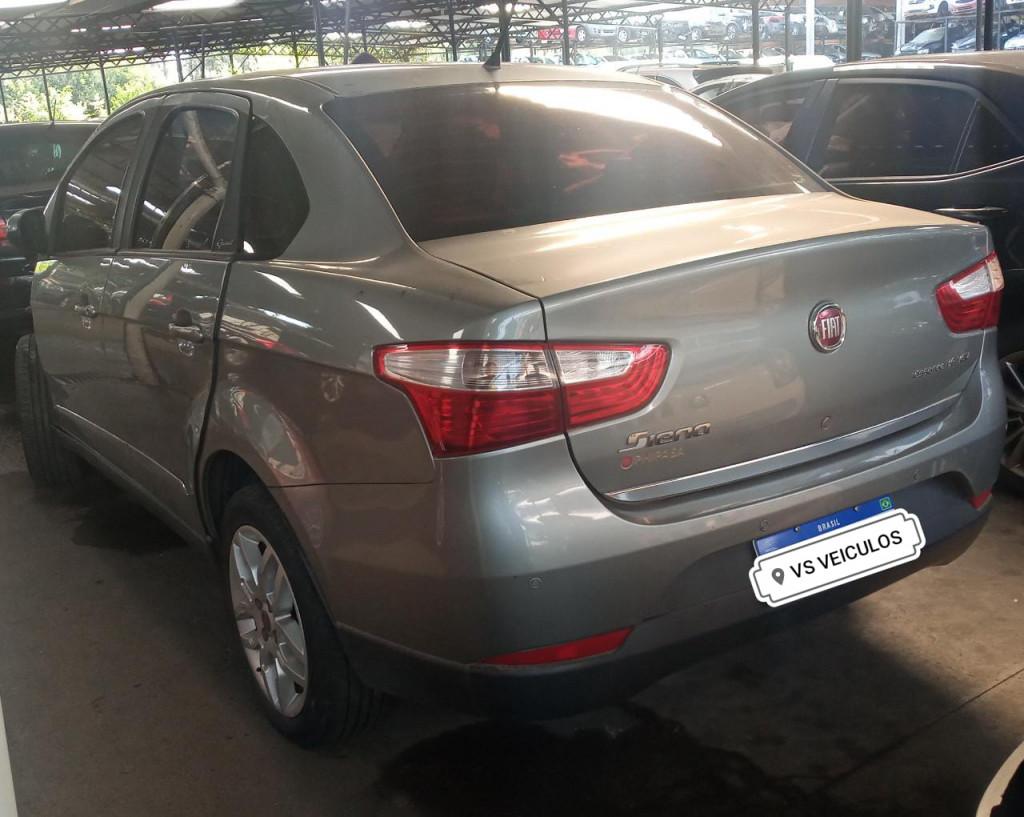 FIAT GRAND SIENA 1.6  ESSENCE 16V FLEX 4P AUTOMATIZADO