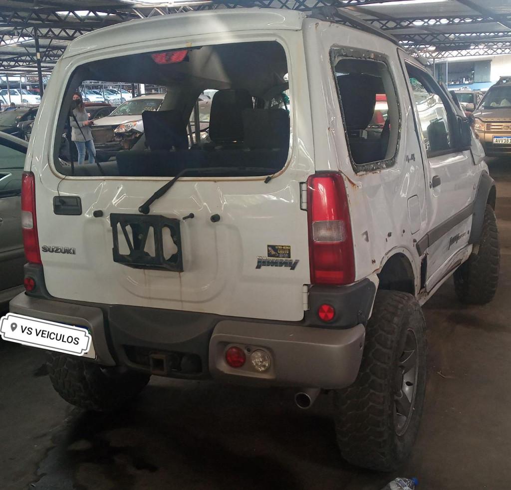 Imagem do veículo SUZUKI JIMNY 1.3 4SPORT 4X4 16V GASOLINA 2P MANUAL