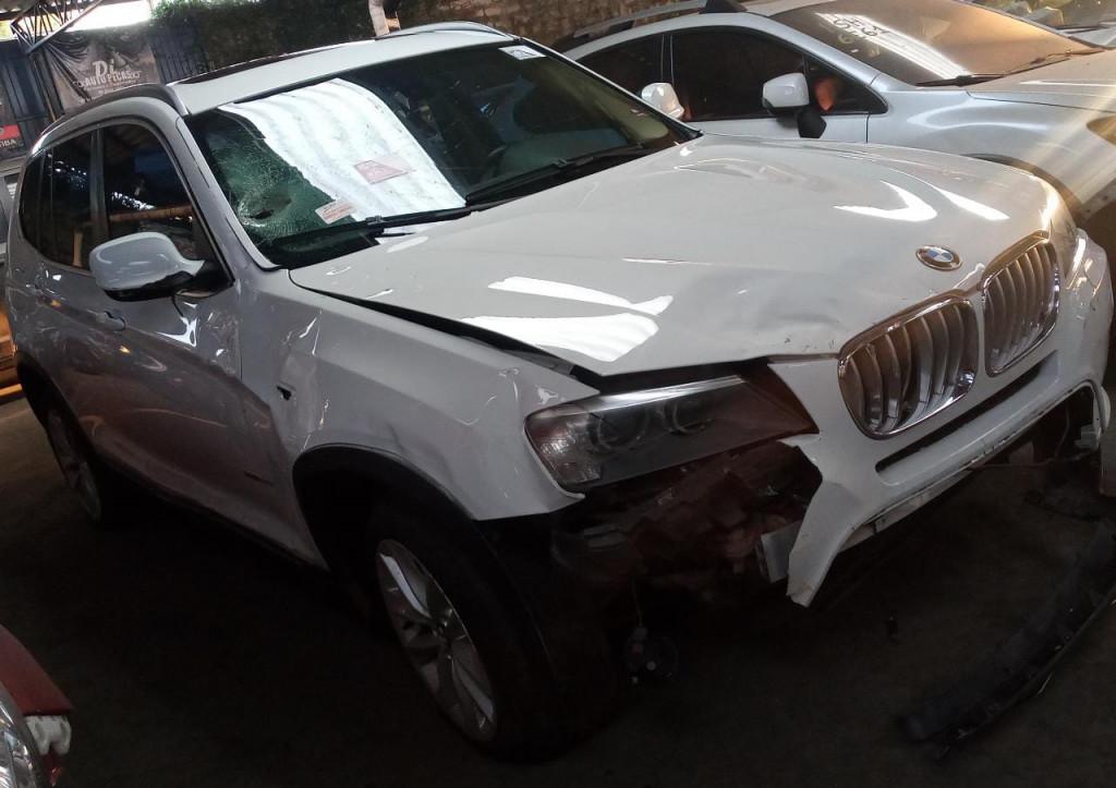 Imagem do veículo BMW X3 3.0 28I 24V GASOLINA 4P AUTOMÁTICO