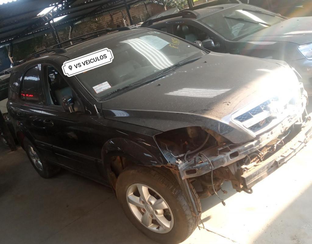 Imagem do veículo KIA SORENTO 3.8 EX 4X4 V6 24V GASOLINA 4P AUTOMÁTICO