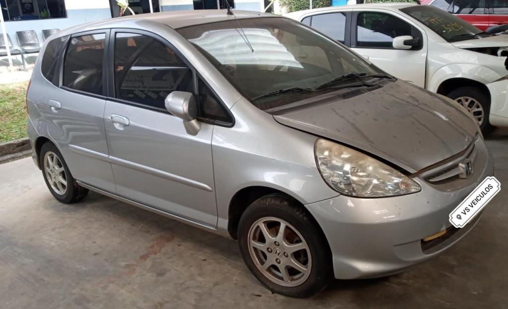 HONDA FIT 1.5 EX/S 16V FLEX 4P AUTOMÁTICO