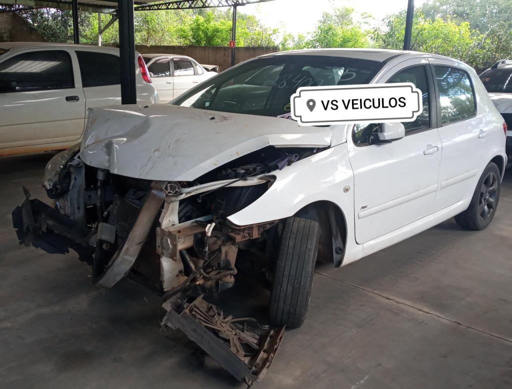 Imagem do veículo PEUGEOT 307 1.6 SOLEIL 16V GASOLINA 4P MANUAL