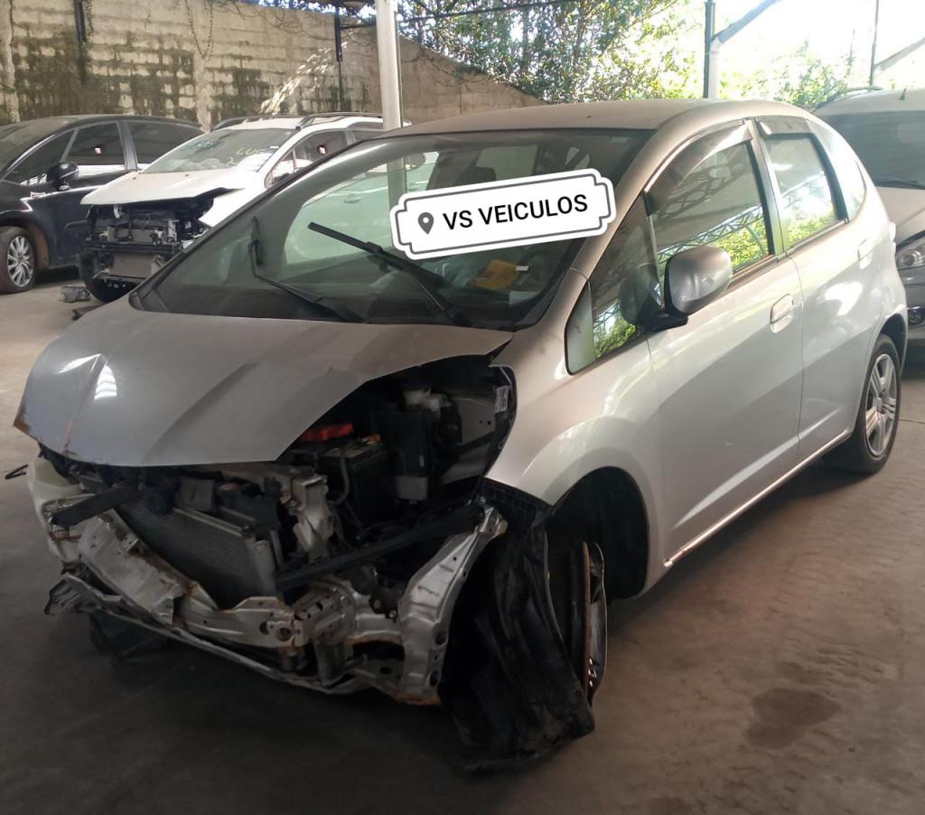 Imagem do veículo HONDA FIT 1.4 CX 16V FLEX 4P AUTOMÁTICO