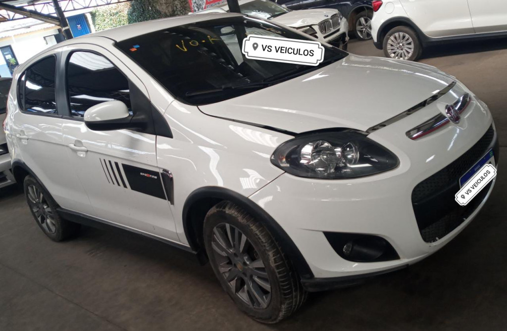 FIAT PALIO 1.6 MPI SPORTING 16V (REMARCADO)