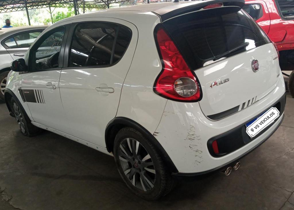 Imagem do veículo FIAT PALIO 1.6 MPI SPORTING 16V (REMARCADO)