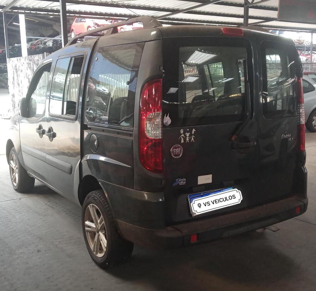 Imagem do veículo FIAT DOBLÒ 1.8 MPI HLX 8V FLEX 4P MANUAL