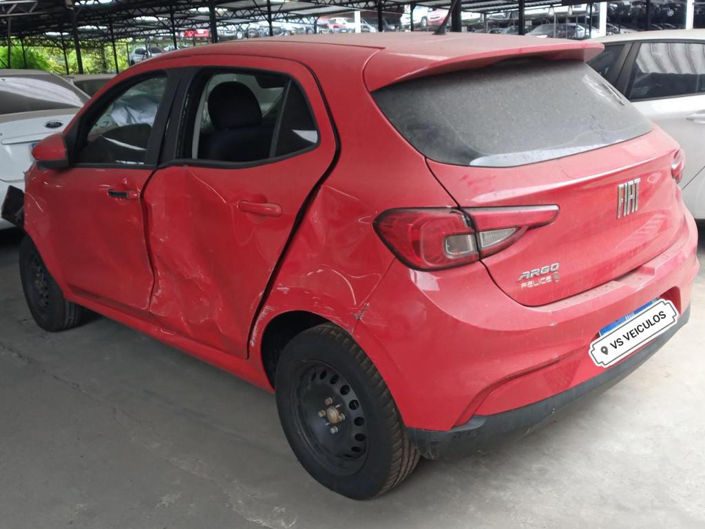 Imagem do veículo FIAT ARGO 1.0 FIREFLY FLEX MANUAL