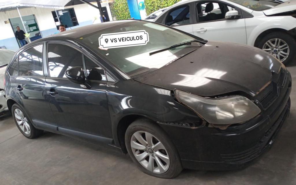 Imagem do veículo CITROËN C4 1.6 GLX 16V GASOLINA 4P MANUAL