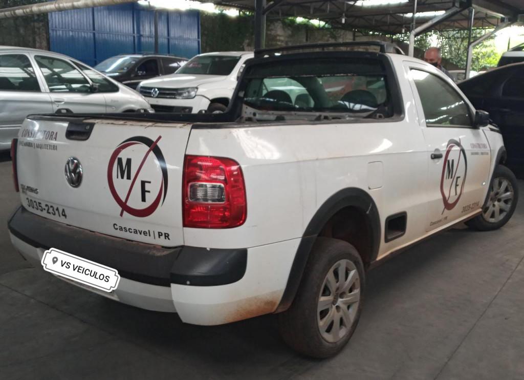 VOLKSWAGEN SAVEIRO 1.6 MI TREND CS 8V FLEX 2P