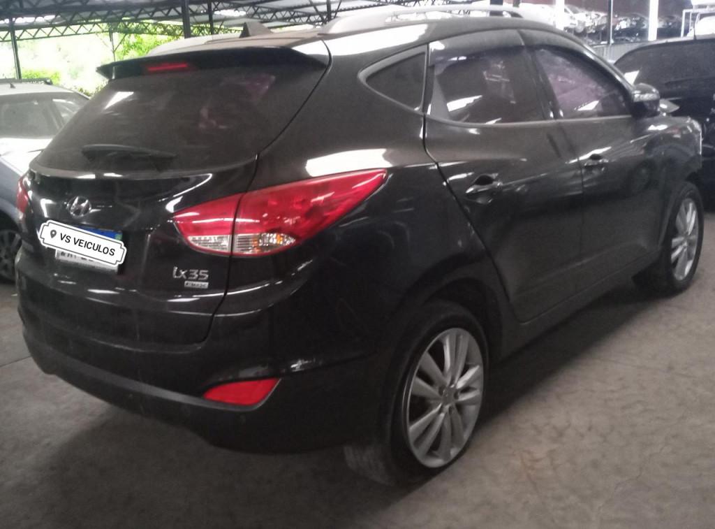 HYUNDAI IX35 2.0 16V 2WD/4WD 4P AUTOMÁTICO
