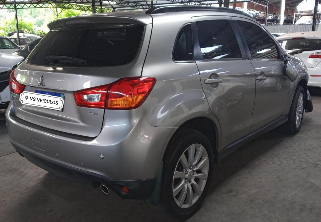 MITSUBISHI ASX 2.0 4WD 16V GASOLINA 4P AUTOMÁTICO