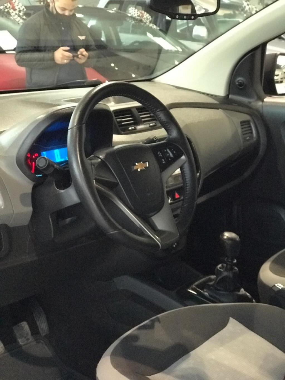 Imagem do veículo SPIN 1.8 LT 8V FLEX 4P MANUAL