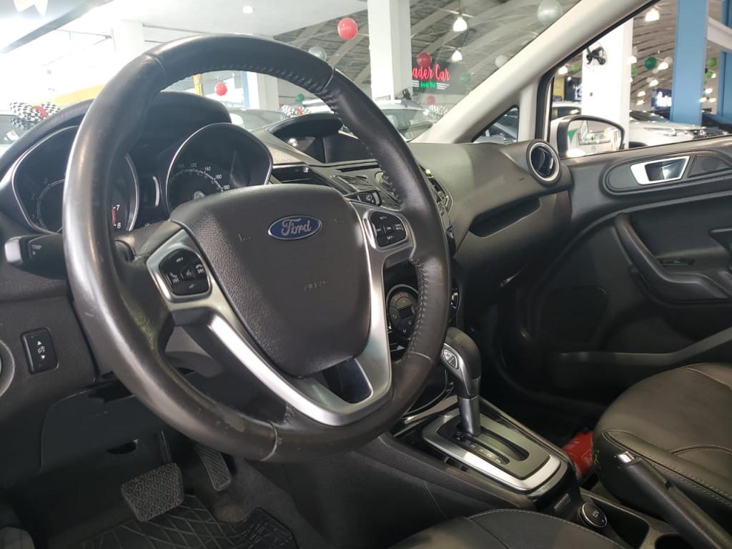 Imagem do veículo FIESTA 1.6 TITANIUM SEDAN 16V FLEX 4P AUTO