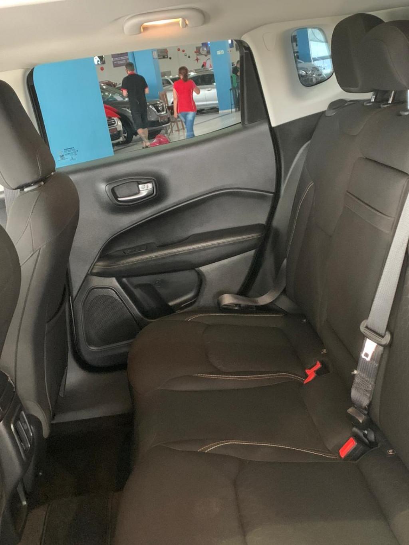 Imagem do veículo COMPASS 2.0 16V FLEX SPORT AUTOMÁTICO