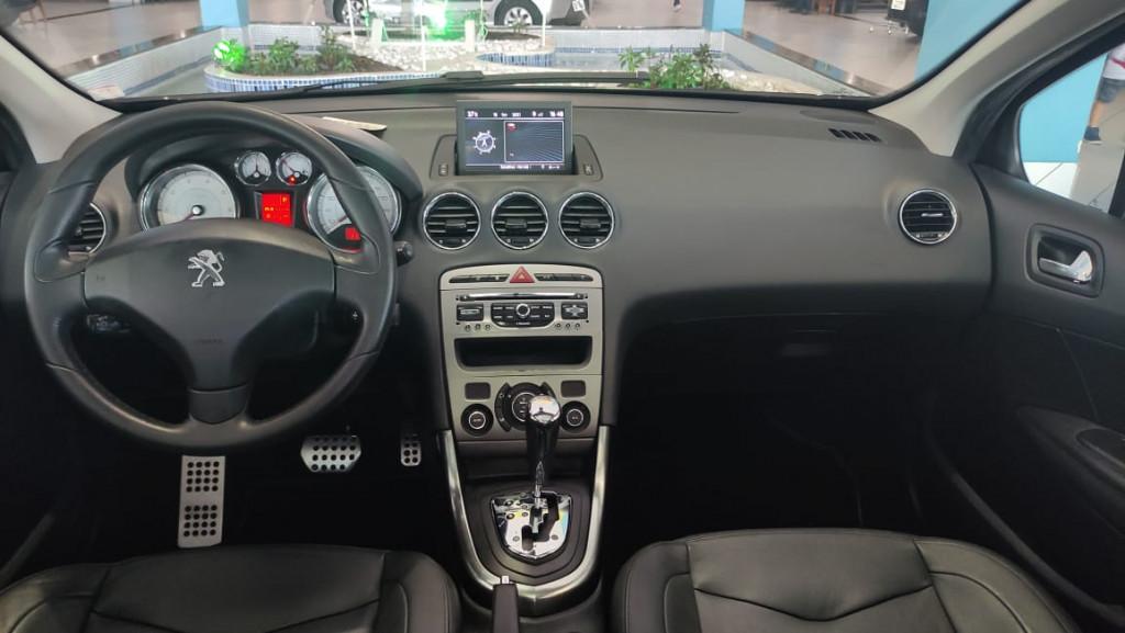 Imagem do veículo 308 2.0 FELINE 16V FLEX 4P AUTOMÁTICO