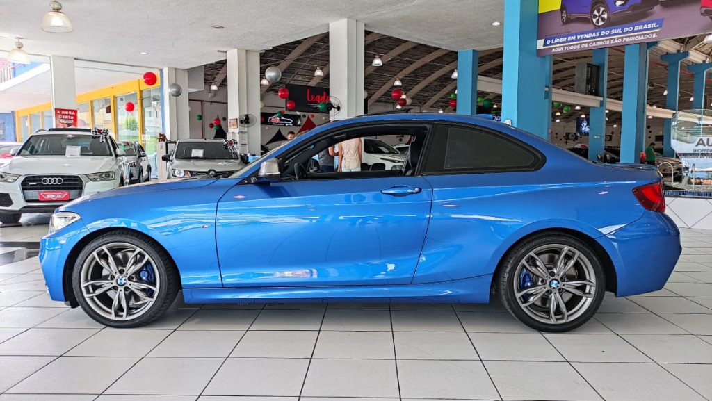Imagem do veículo BMW M 240 I 3.0 24V TURBO GASOLINA 2P AUTOMÁTICO