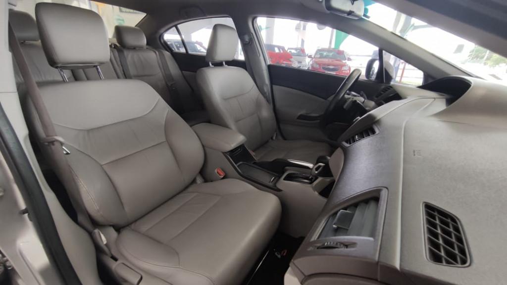 Imagem do veículo CIVIC 1.8 LXL 16V FLEX 4P AUTOMÁTICO