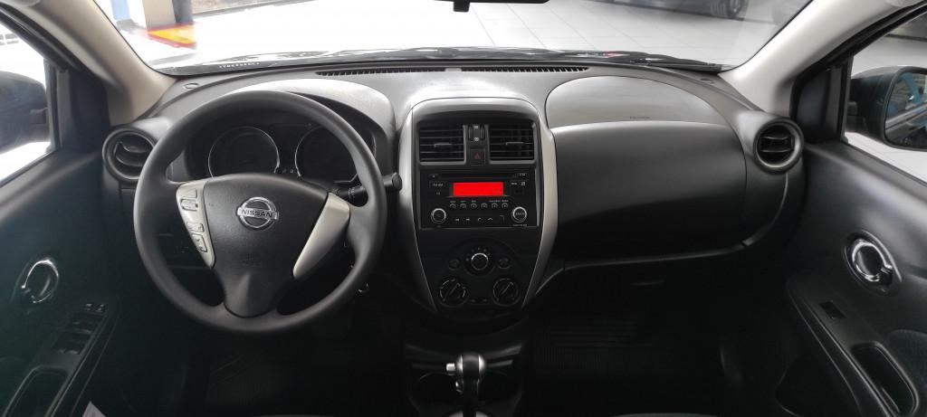 Imagem do veículo VERSA 1.6 16V FLEX SV 4P XTRONIC