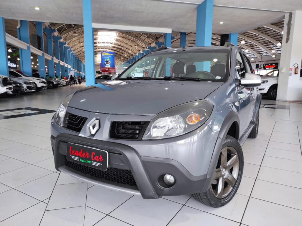 SANDERO 1.6 16V SCE FLEX STEPWAY MANUAL
