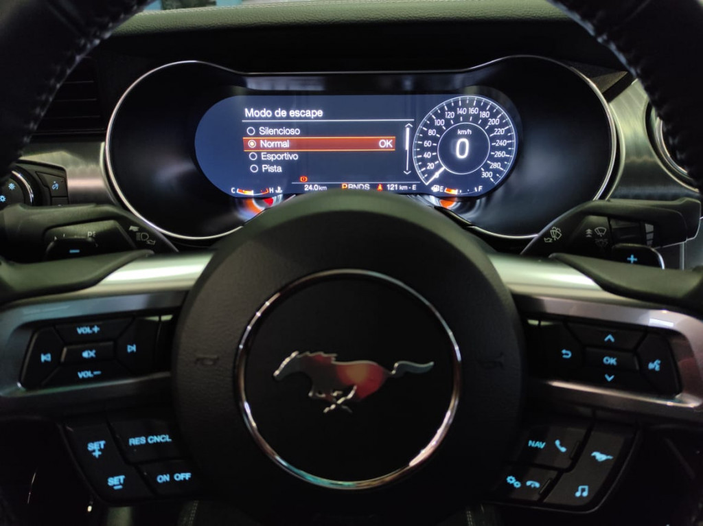 Imagem do veículo MUSTANG 5.6 MACH 1 V8 GASOLINA 2P AUTOMÁTICO