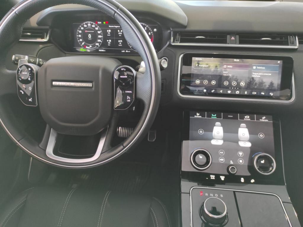 Imagem do veículo RANGE ROVER VELAR 2.0 P300 GASOLINA R-DYNAMIC SE AUTOMÁTICO