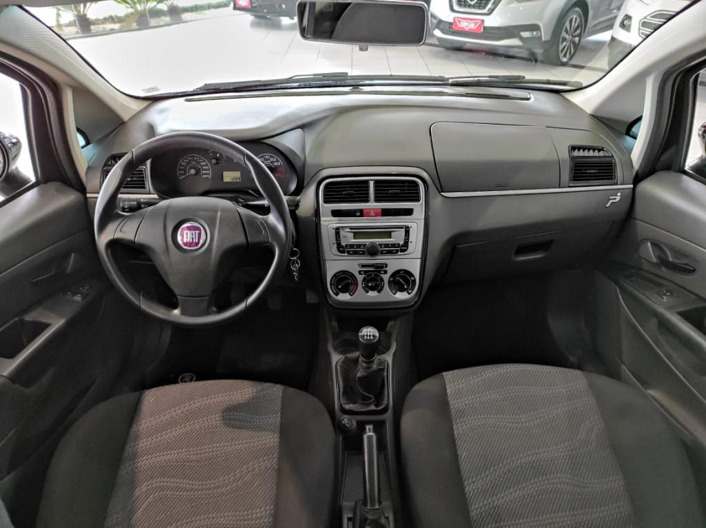Imagem do veículo PUNTO 1.4 ATTRACTIVE 8V FLEX 4P MANUAL