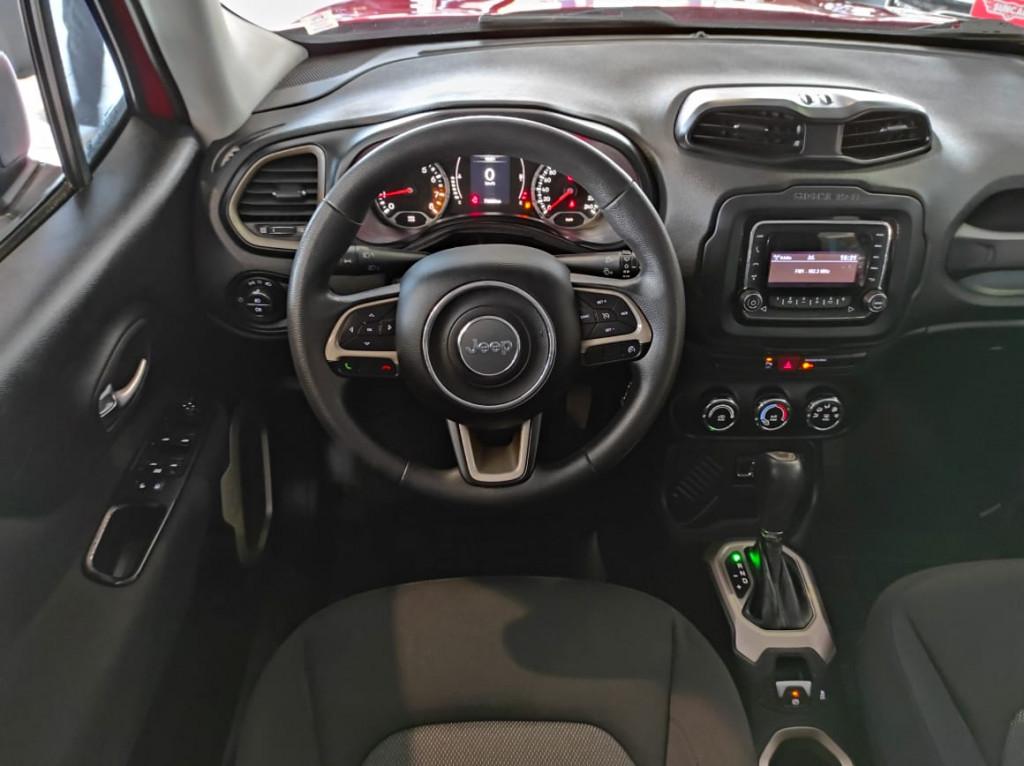 Imagem do veículo RENEGADE 1.8 16V FLEX SPORT 4P AUTOMÁTICO