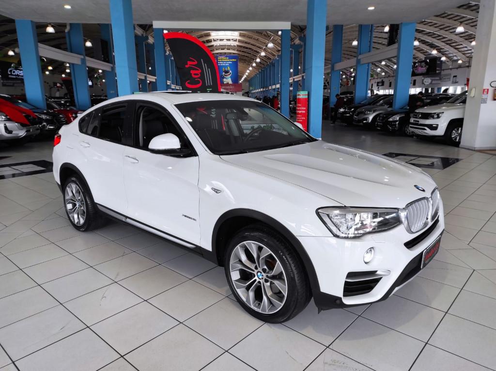 Imagem do veículo BMW X4 XDRIVE 2.0 28I X LINE 4X4 16V TURBO GASOLINA 4P AUTOMÁTICO
