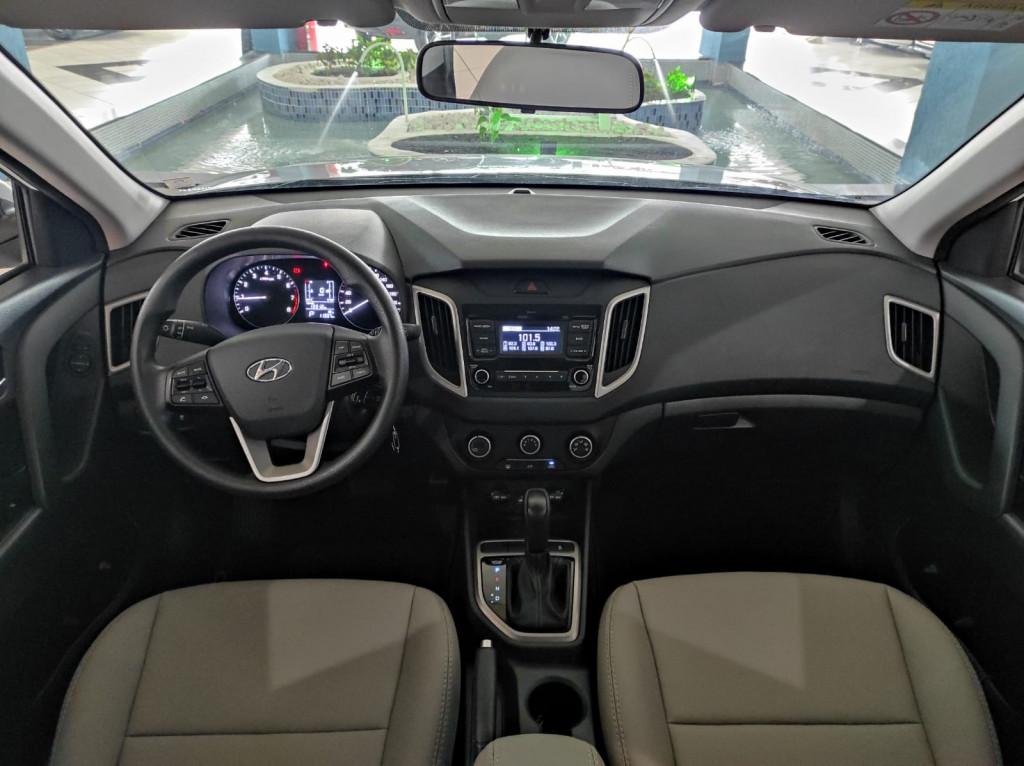 Imagem do veículo CRETA 1.6 16V FLEX SMART AUTOMÁTICO