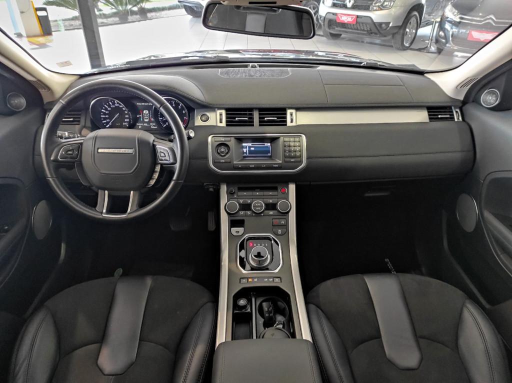 Imagem do veículo RANGE ROVER EVOQUE 2.0 PURE 4WD 16V GASOLINA 4P AUTOMÁTICO
