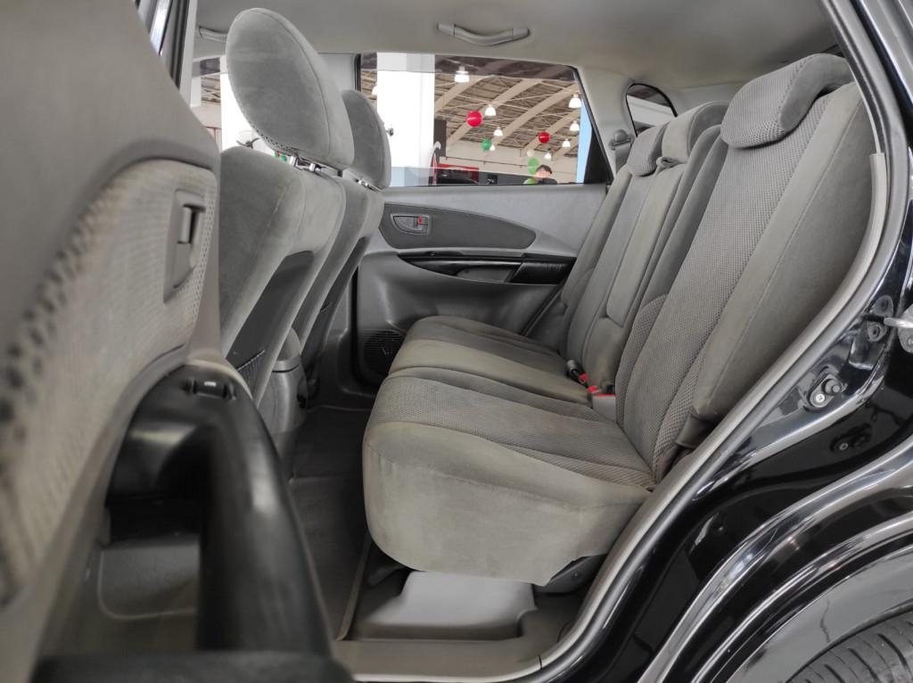 Imagem do veículo TUCSON 2.0 MPFI GLS 16V 143CV 2WD GASOLINA 4P AUTOMÁTICO