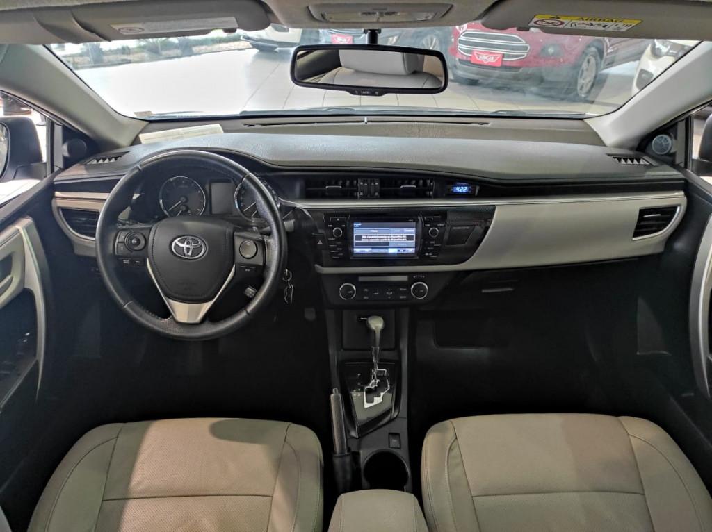 Imagem do veículo COROLLA 2.0 XEI 16V FLEX 4P AUTOMÁTICO