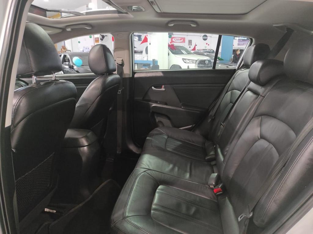 Imagem do veículo SPORTAGE 2.0 EX 4X2 16V FLEX 4P AUTOMÁTICO