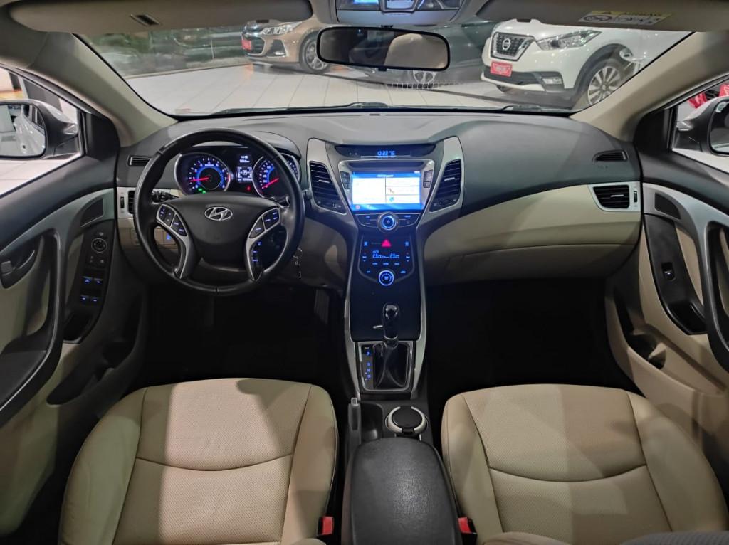 Imagem do veículo ELANTRA 2.0 GLS 16V FLEX 4P AUTOMÁTICO