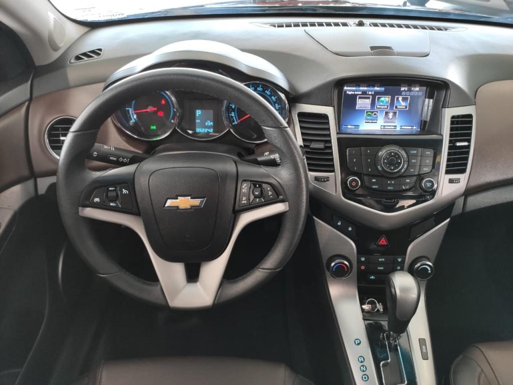 Imagem do veículo CRUZE 1.8 LTZ FLEX AUTOMÁTICO