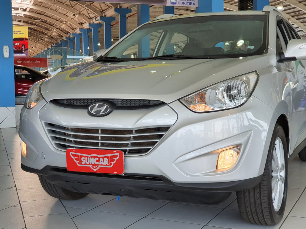 Imagem do veículo HYUNDAI IX35 2.0 mpfi gls 16v flex 4p automatico
