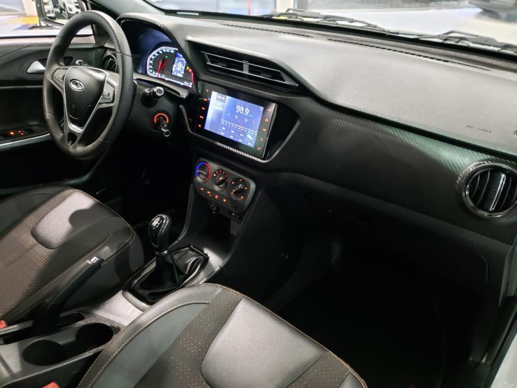Imagem do veículo CHERY TIGGO 2 1.5 MPFI 16V FLEX LOOK 4P MANUAL