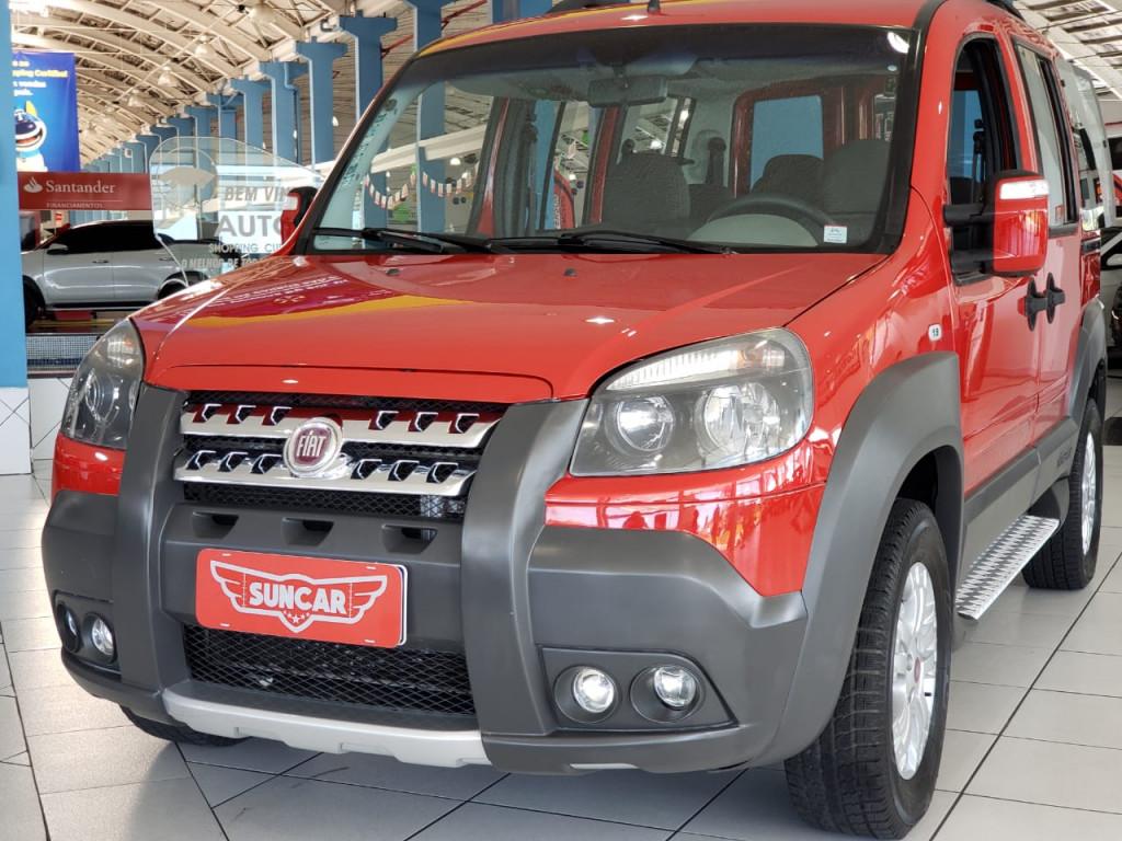Imagem do veículo FIAT DOBLÒ 1.8 MPI ADVENTURE XINGU 16V FLEX 4P MANUAL