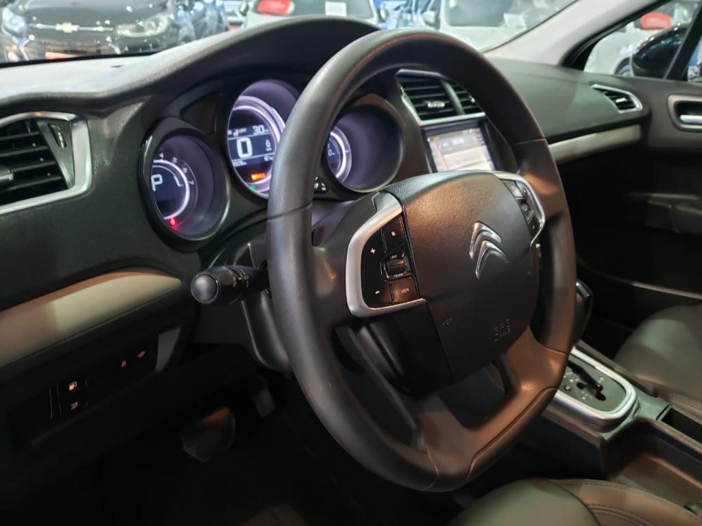 Imagem do veículo CITROËN C4 LOUNGE 1.6 origine 16v turbo flex 4p automatico