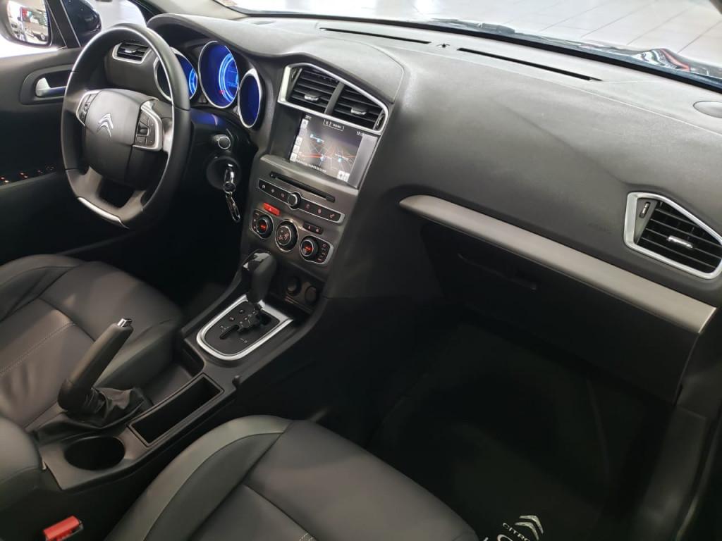 Imagem do veículo CITROËN C4 LOUNGE 1.6 THP FLEX TENDANCE SÉRIE S BVA